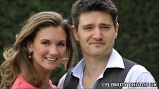 Tom Chambers and Summer Strallen