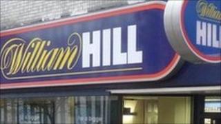 William Hill shop (generic)