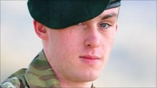 Marine Nigel Dean Mead