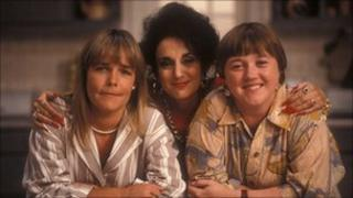 Birds of a Feather actresses Linda Robson, Lesley Joseph and Pauline Quirke