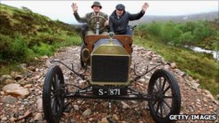 Model T Ford replica