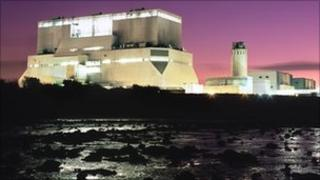 Hinckley Point power station