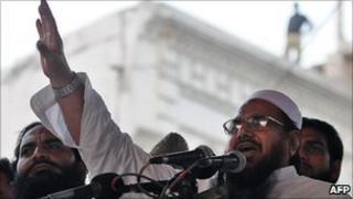 Hafiz Saeed (15 May 2011)