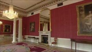 Interior Dublin Castle