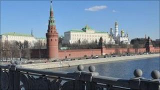 Kremlin, file pic
