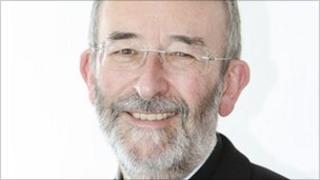 Dr Nigel Peyton