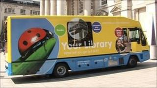 A mobile library