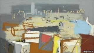 John Piper's Portland (1953)