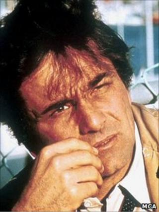 Peter Falk as Lieutenant Columbo