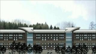 How the new development at Keele University Science Business Park will look