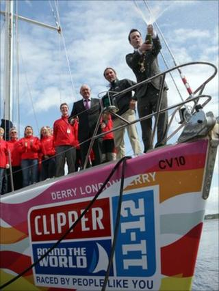 Derry-Londonderry clipper