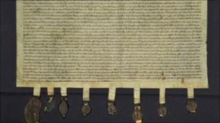 Will of Bishop Walter de Suffield