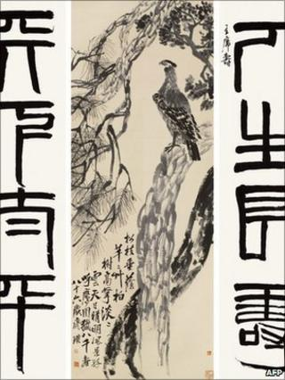 Qi Baishi painting