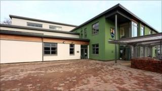 Wallace Hall Academy - Courtesy Dumfries and Galloway Council
