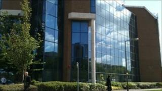 RBS centre in Telford