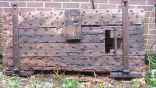 18th Century prison door