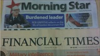 Morning Star and FT