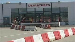 Kent International Airport
