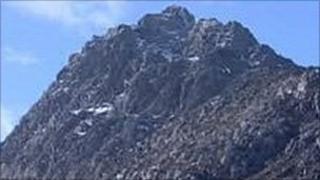 Tryfan in the Ogwen Valley