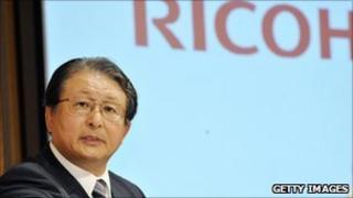 Shiro Kondo, Ricoh