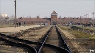 Auschwirz-Birkenau concentration camp