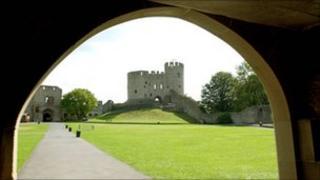 Dudley Castle- Pic: Dudley Metropolitan Borough Council