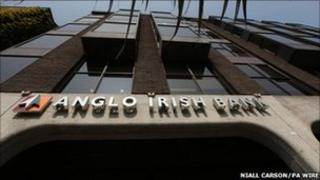 Anglo Irish Bank building