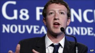Mark Zuckerberf