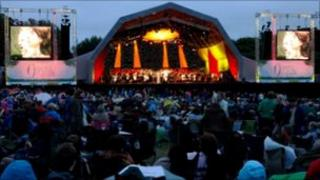 Opera in the Park 2010