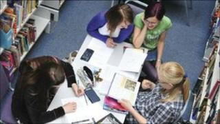 Students at Cockermouth School