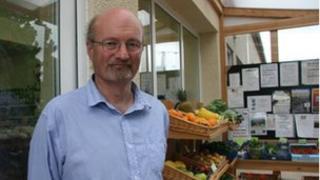 James Carpenter, Plymtree community shop