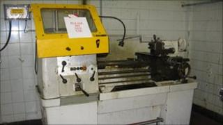 Heinz machinery