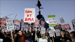 EMA protests, 19.01.2011