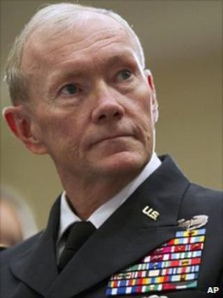 Gen Martin Dempsey