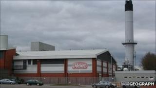 Heinz in Wigan