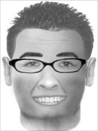 E-fit of man Strathclyde Police want to trace in connection with indecent assault in Milngavie