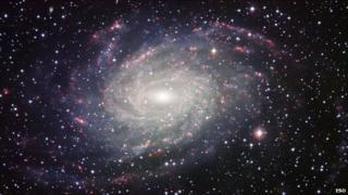 NGC 6744 galaxy (ESO)