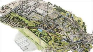 Heartlands project artist impression