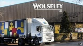 Wolseley warehouse