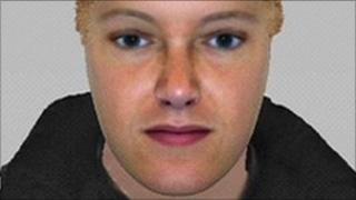 E-fit of a man Wiltshire Police wish to speak to