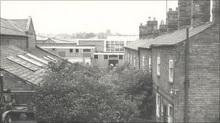 Almshouses Croft Walk