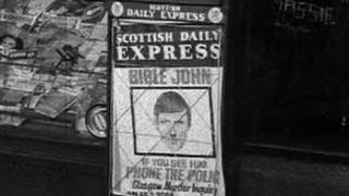 Bible John poster