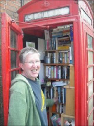 Postman Martyn Glover
