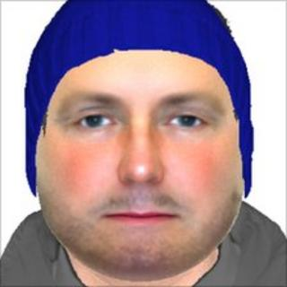 E-fit of suspected flasher