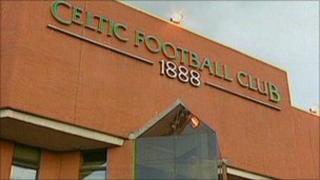 Cetic's Parkhead stadium