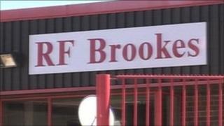 RF Brookes
