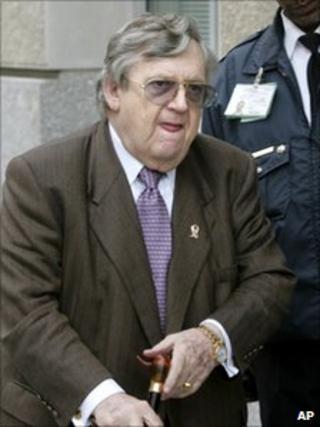 Lawrence Eagleburger in Washington - 2006 photo