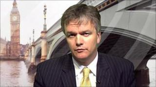Scottish Secretary, Michael Moore