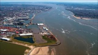 Mersey mouth