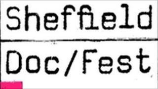 Sheffield Doc / Fest logo